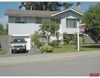"Photo 1: 15055 CANARY Drive in Surrey: Bolivar Heights House for sale in ""BIRDLAND"" (North Surrey)  : MLS®# F2721018"