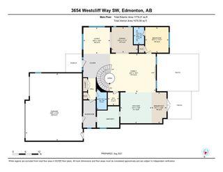 Photo 48: 3654 WESTCLIFF Way in Edmonton: Zone 56 House for sale : MLS®# E4258371