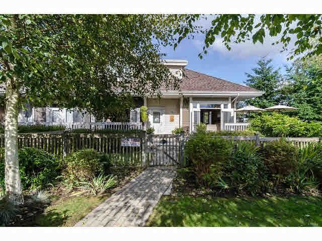 """Main Photo: 14 4388 BAYVIEW Street in Richmond: Steveston South Townhouse for sale in """"PHOENIX POND AT IMPERIAL LANDING"""" : MLS®# V1064887"""