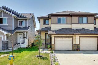 Photo 2: 1407 26 Avenue in Edmonton: Zone 30 House Half Duplex for sale : MLS®# E4254589