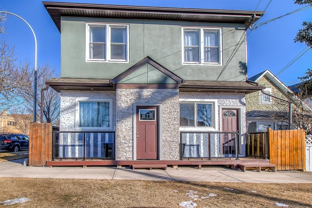 Main Photo: 2716 21 Avenue SW in Calgary: Killarney/Glengarry Detached for sale : MLS®# A1065882