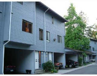 """Photo 8: 8238 AMBERWOOD Place in Burnaby: Forest Hills BN Townhouse for sale in """"FOREST MEADOWS"""" (Burnaby North)  : MLS®# V667273"""