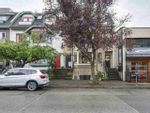 Main Photo: 1872 W 1ST Avenue in Vancouver: Kitsilano Townhouse for sale (Vancouver West)  : MLS®# R2171653