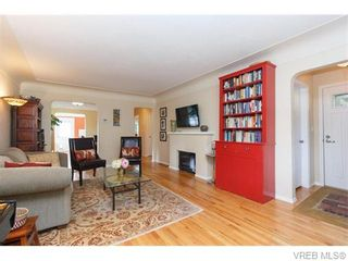 Photo 2: 1609 Chandler Ave in VICTORIA: Vi Fairfield East Half Duplex for sale (Victoria)  : MLS®# 744079