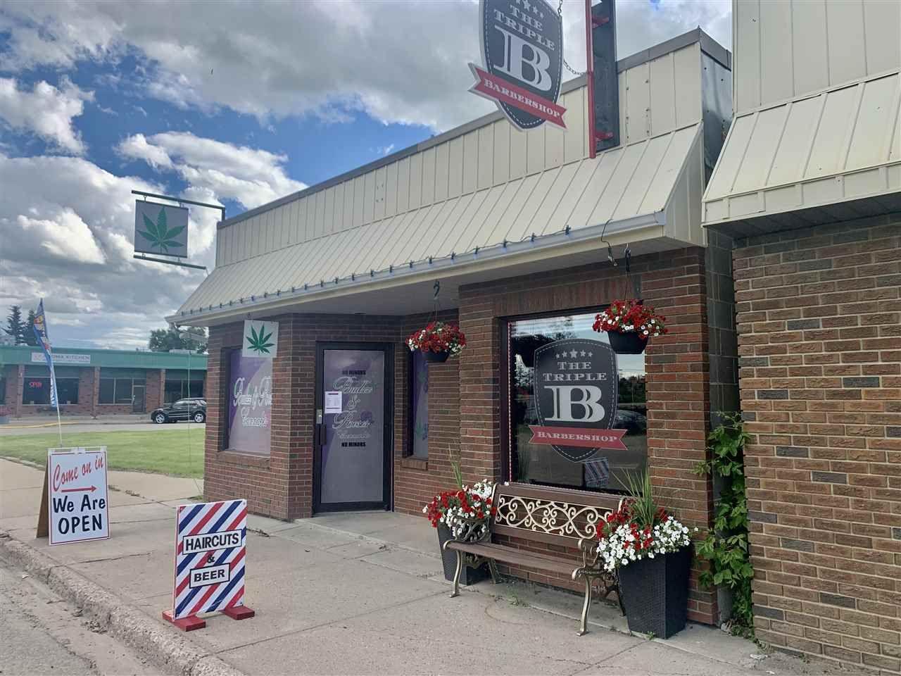 Main Photo: 4908 50 Street: Millet Retail for sale : MLS®# E4218060