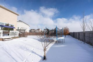 Photo 41: 23 Copperfield Bay in Winnipeg: Bridgwater Forest Residential for sale (1R)  : MLS®# 202102442