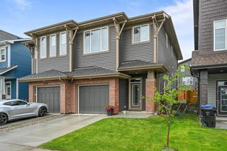 Photo 3: 283 Sage Bluff Rise NW in Calgary: Sage Hill Semi Detached for sale : MLS®# A1123987