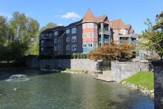 """Photo 1: 403 1200 EASTWOOD Street in Coquitlam: North Coquitlam Condo for sale in """"LAKESIDE TERRACE"""" : MLS®# R2484814"""