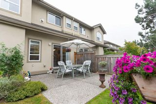 """Photo 2: 29 998 RIVERSIDE Drive in Port Coquitlam: Riverwood Townhouse for sale in """"PARKSIDE PLACE"""" : MLS®# R2310532"""