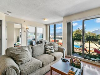 """Photo 5: 403 55 ALEXANDER Street in Vancouver: Downtown VE Condo for sale in """"55 Alexander"""" (Vancouver East)  : MLS®# R2614776"""