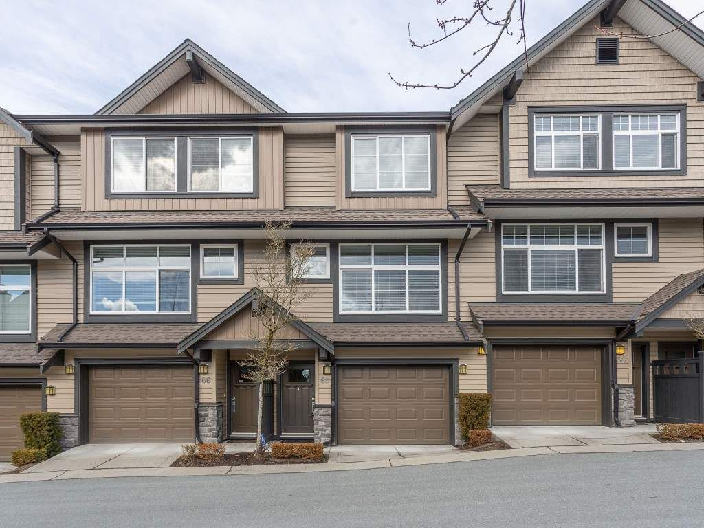 """Main Photo: 65 13819 232 Street in Maple Ridge: Silver Valley Townhouse for sale in """"BRIGHTON"""" : MLS®# R2344263"""