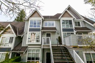 """Photo 1: 5 995 LYNN VALLEY Road in North Vancouver: Lynn Valley Townhouse for sale in """"RIVER ROCK"""" : MLS®# R2156356"""