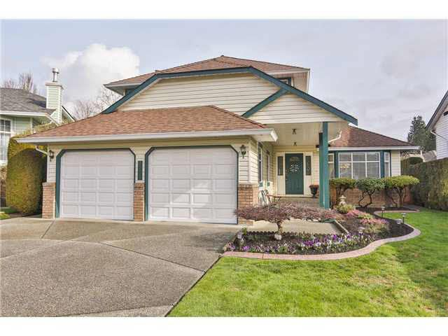 Main Photo: 3747 BRACEWELL COURT in : Oxford Heights House for sale : MLS®# V994822