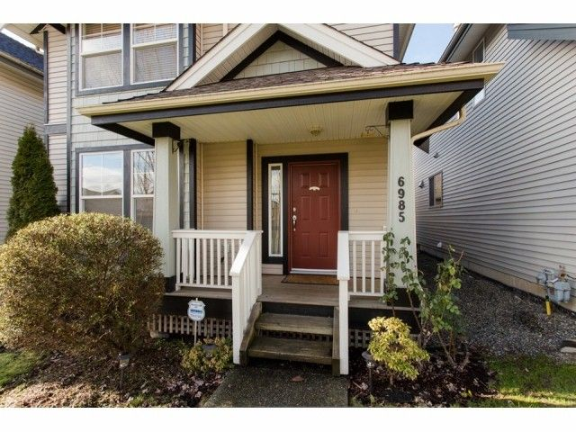 Main Photo: 6985 201A Street in Langley: Willoughby Heights House for sale : MLS®# F1428393