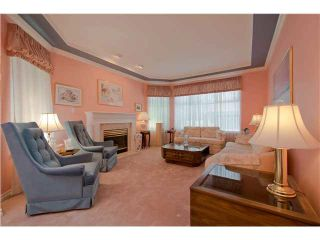"""Photo 4: 28 6211 W BOUNDARY Drive in Surrey: Panorama Ridge Townhouse for sale in """"LAKEWOOD HEIGHTS"""" : MLS®# F1421128"""