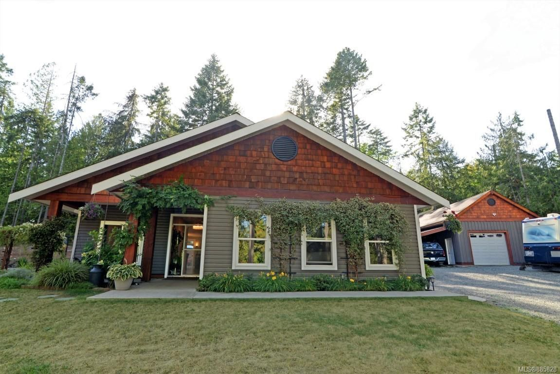 Main Photo: 2175 Waring Rd in Nanaimo: Na Extension House for sale : MLS®# 885828
