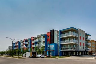 Main Photo: 1401 19489 Main Street SE in Calgary: Seton Apartment for sale : MLS®# A1136338