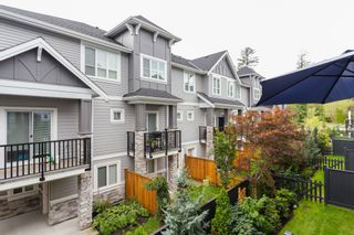 """Photo 29: 33 7665 209 Street in Langley: Willoughby Heights Townhouse for sale in """"ARCHSTONE YORKSON"""" : MLS®# R2307315"""