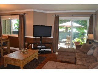 """Photo 5: 20 12120 189A Street in Pitt Meadows: Central Meadows Townhouse for sale in """"MEADOW ESTATES"""" : MLS®# V1017268"""