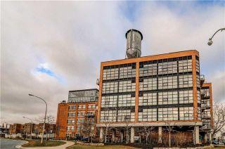 Photo 1: 68 Broadview Ave Unit #230 in Toronto: South Riverdale Condo for sale (Toronto E01)  : MLS®# E3695848