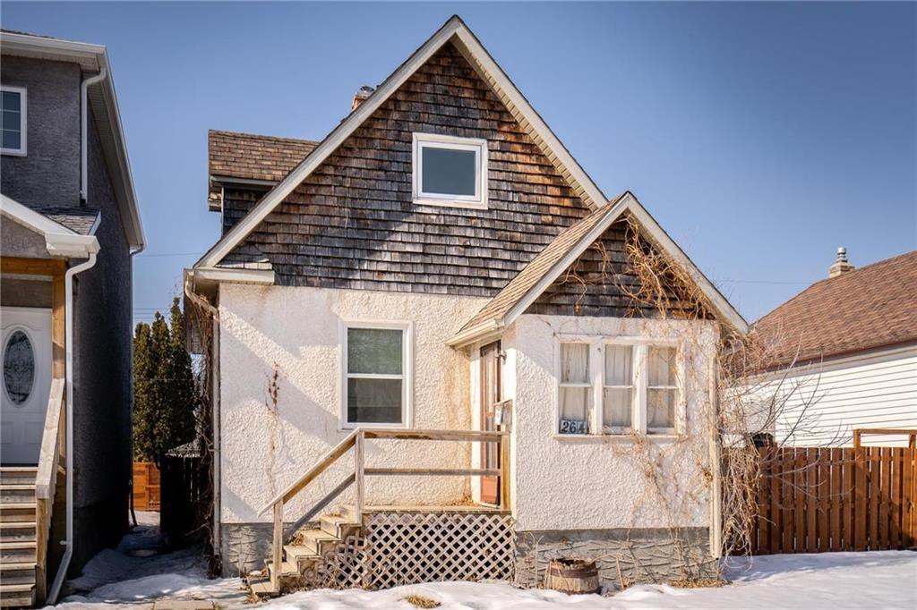 Main Photo: 264 Rutland Street in Winnipeg: Bruce Park Residential for sale (5E)  : MLS®# 202104672