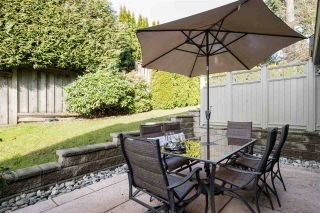 """Photo 22: 21 1550 LARKHALL Crescent in North Vancouver: Northlands Townhouse for sale in """"Nahanee Woods"""" : MLS®# R2549850"""