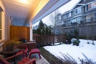 """Photo 20: 39 3039 156 Street in Surrey: Grandview Surrey Townhouse for sale in """"Niche"""" (South Surrey White Rock)  : MLS®# R2138290"""