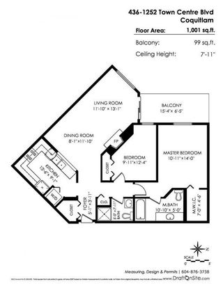 """Photo 20: 436 1252 TOWN CENTRE Boulevard in Coquitlam: Canyon Springs Condo for sale in """"The Kennedy"""" : MLS®# R2232412"""