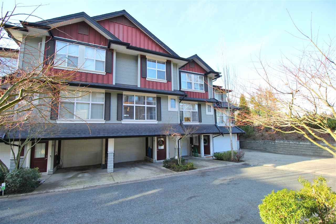 """Main Photo: 76 18199 70 Avenue in Surrey: Cloverdale BC Townhouse for sale in """"Augusta"""" (Cloverdale)  : MLS®# R2422353"""