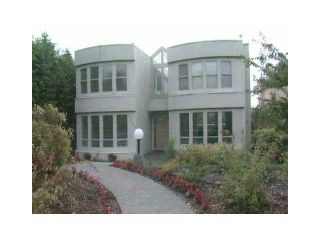 Photo 1: 1288 GORDON AV in West Vancouver: Ambleside House for sale : MLS®# V1013348