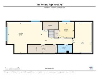 Photo 32: 33 5 Avenue SE: High River Semi Detached for sale : MLS®# A1064832