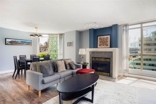 FEATURED LISTING: 901 - 867 HAMILTON Street Vancouver