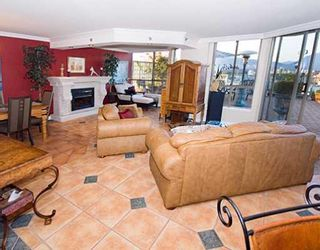 """Photo 2: 808 2201 PINE Street in Vancouver: Fairview VW Condo for sale in """"MERIDIAN COVE"""" (Vancouver West)  : MLS®# V645926"""