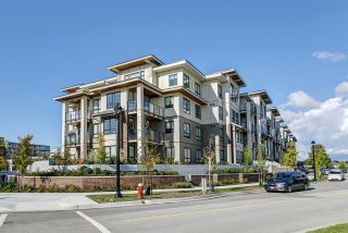"Main Photo: 332 4033 MAY Drive in Richmond: West Cambie Condo for sale in ""SPARK"" : MLS®# R2516580"