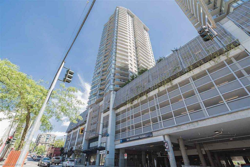 Main Photo: 1010 888 CARNARVON STREET in New Westminster: Downtown NW Condo for sale : MLS®# R2534156