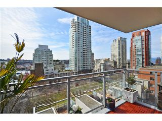 """Photo 21: # 704 1455 HOWE ST in Vancouver: Yaletown Condo for sale in """"POMARIA"""" (Vancouver West)  : MLS®# V1010474"""