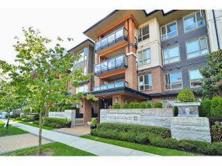 "Photo 1: 310 1150 KENSAL Place in Coquitlam: New Horizons Condo for sale in ""Thomas House"" : MLS®# R2024529"
