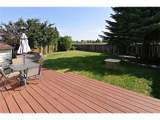 Photo 4: 120 ABOYNE Place NE in CALGARY: Abbeydale Residential Attached for sale (Calgary)  : MLS®# C3629210