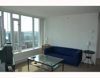 "Photo 3: 2910 610 GRANVILLE Street in Vancouver: Downtown VW Condo for sale in ""THE HUDSON"" (Vancouver West)  : MLS®# V788589"