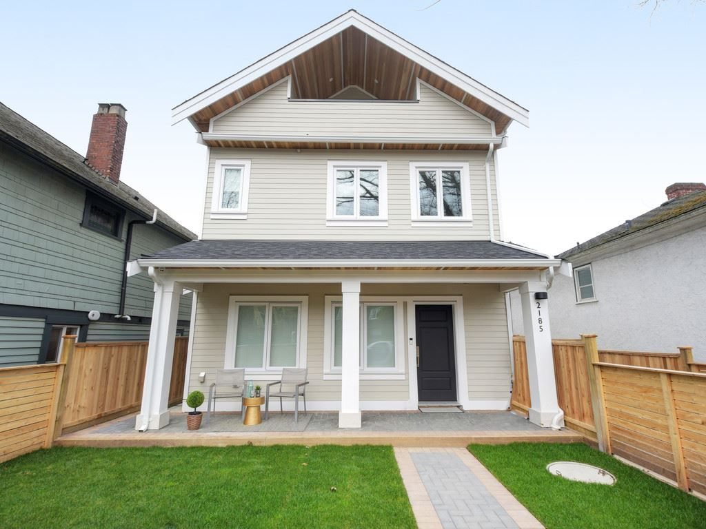 Main Photo: 2185 E 2ND AVENUE in : Grandview Woodland 1/2 Duplex for sale : MLS®# R2490907