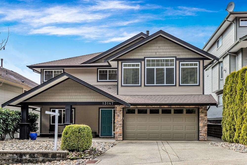 Main Photo: 13147 SHOESMITH Crescent in Maple Ridge: Silver Valley House for sale : MLS®# R2555529