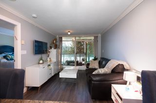 "Photo 4: 203 2763 CHANDLERY Place in Vancouver: South Marine Condo for sale in ""RIVER DANCE"" (Vancouver East)  : MLS®# R2526215"