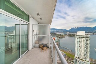 "Photo 15: 3501 1111 W PENDER Street in Vancouver: Coal Harbour Condo for sale in ""THE VANTAGE"" (Vancouver West)  : MLS®# R2544257"