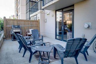 Photo 5: 202 11933 JASPER Avenue in Edmonton: Zone 12 Condo for sale : MLS®# E4248472