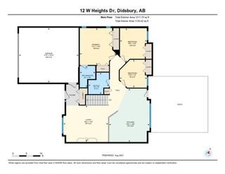 Photo 40: 12 West Heights Drive: Didsbury Detached for sale : MLS®# A1136791