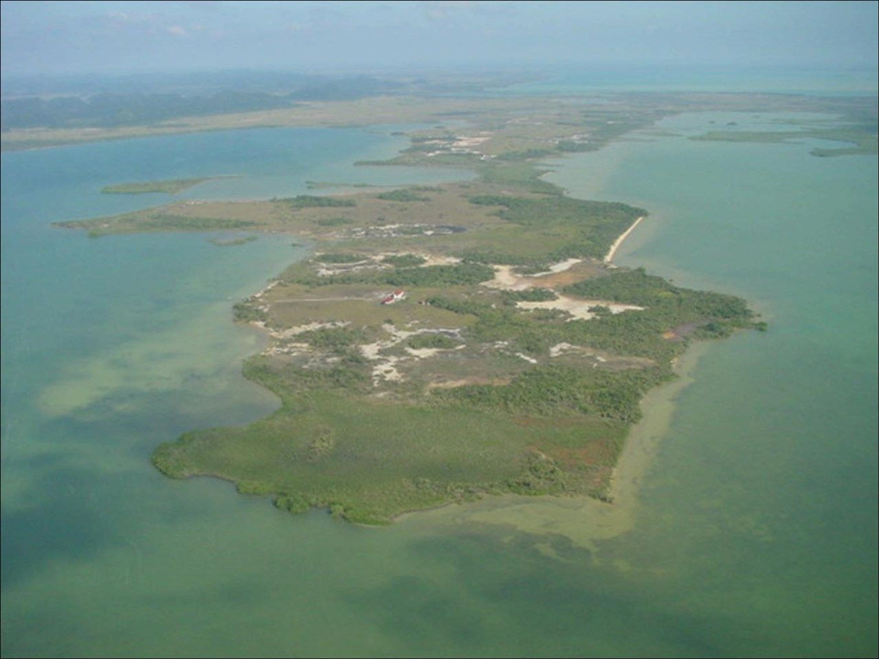 Tiger Point Aerial View