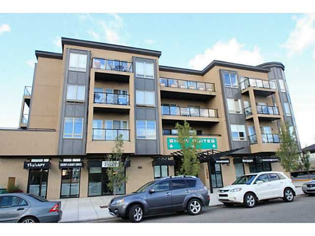 Main Photo: 214 1899 45 Street NW in CALGARY: Montgomery Condo for sale (Calgary)  : MLS®# C3588536