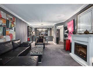 "Photo 7: 105 120 W 17TH Street in North Vancouver: Central Lonsdale Condo for sale in ""THE OLD COLONOY"" : MLS®# V1041437"