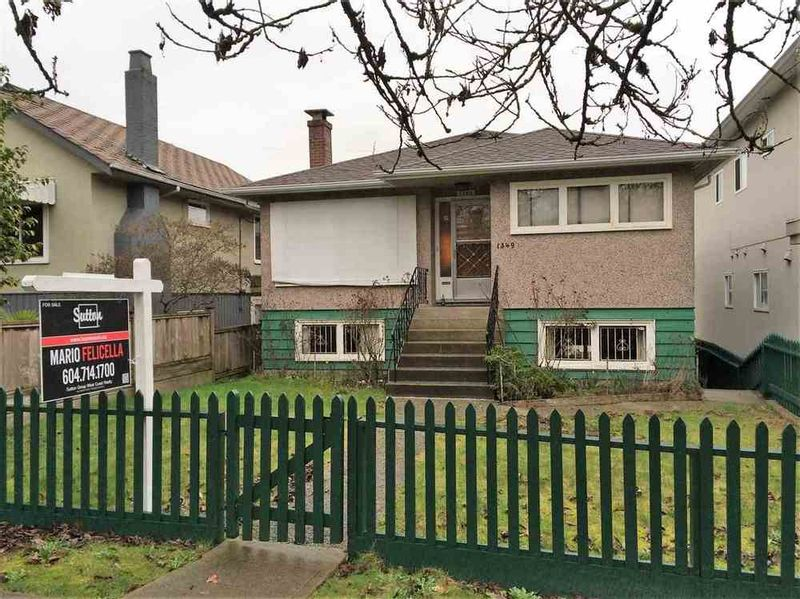 FEATURED LISTING: 1349 21ST AVENUE Vancouver East