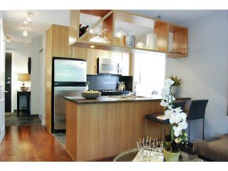"""Photo 9: 202 1001 RICHARDS Street in Vancouver: Downtown VW Condo for sale in """"MIRO"""" (Vancouver West)  : MLS®# V1084442"""